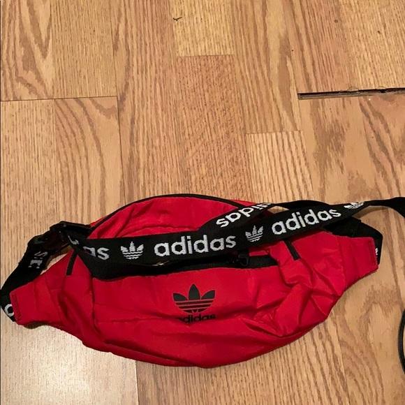 ad491cfc4d00 Red Waist bag
